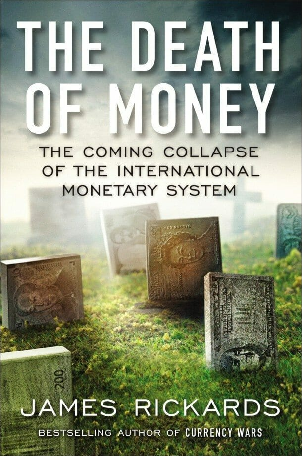 The Death of Money book