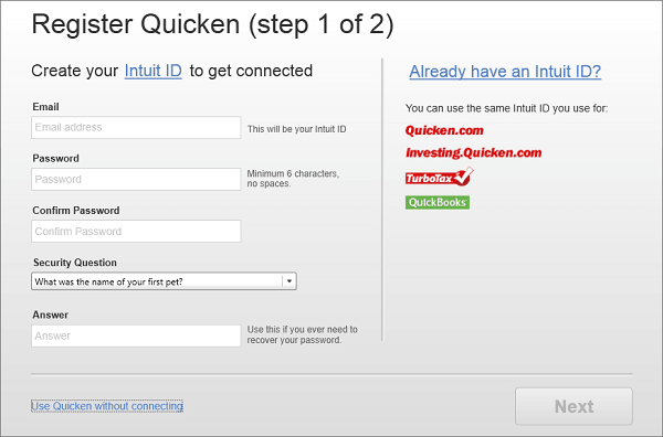 How to Get Started Using Quicken