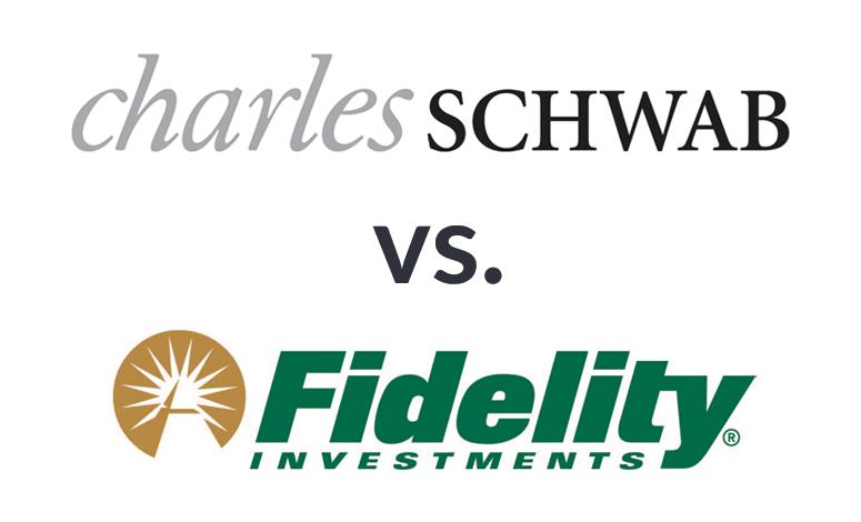 Self Directed Ira Fidelity >> Schwab Vs Fidelity Which Is The Better Stock Broker