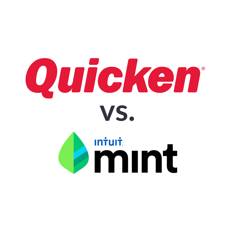 Quicken vs  Mint | Which Is Better at Managing Your Money in