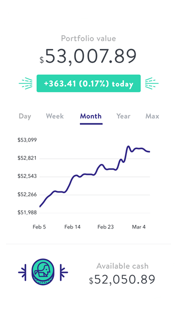 Stockpile - Portfolio Value