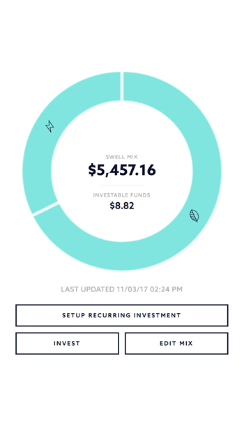 Swell Investing - Account Experience
