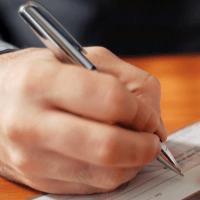 Are Personal Checks Still Necessary?