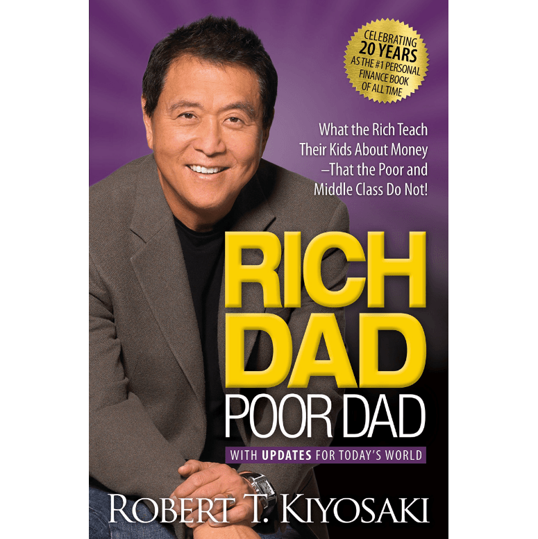 rich dad poor dad book review pdf