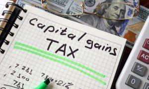 Offset Capital Gains Tax