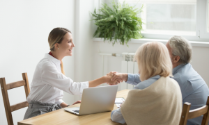 How to find great agent