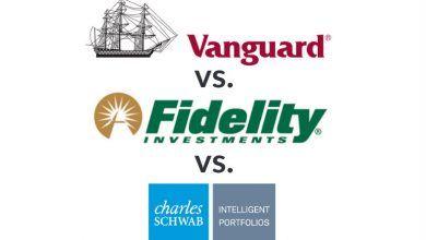 Photo of Vanguard vs. Fidelity vs. Charles Schwab