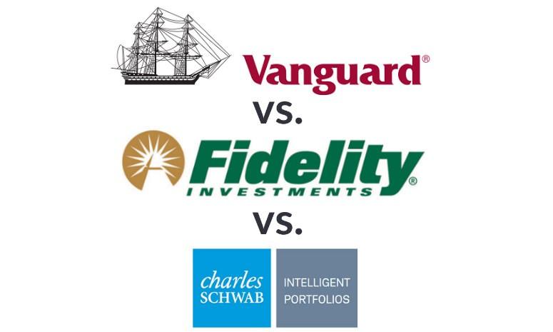 Vanguard vs  Fidelity vs  Charles Schwab | Stock Broker Battle Royale