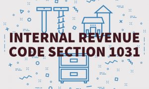1031 Exchange IRC