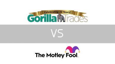 GorillaTrades vs. The Motley Fool Stock Advisor