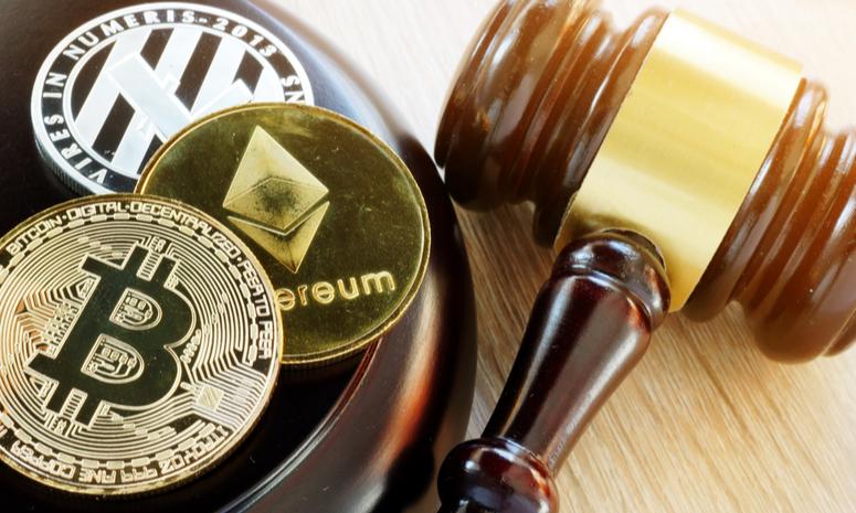 cryptocurrency regulation