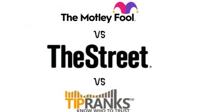 Motley Fool vs the street vs tipranks
