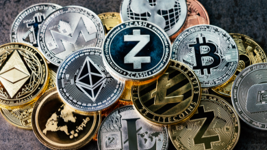 Top cryptocurrencies