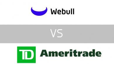 Webull vs TD Ameritrade